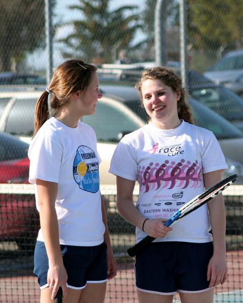 March 23 Tennis vs. Valley Christian